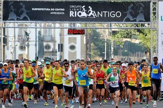 Circuito Rio Antigo : Xvi edição da volta pampulha agita fim de semana