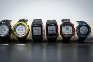 Relógio de corrida