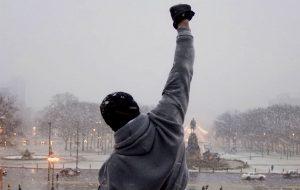 filmes motivacionais para atletas: Cena do filme Rocky Balboa