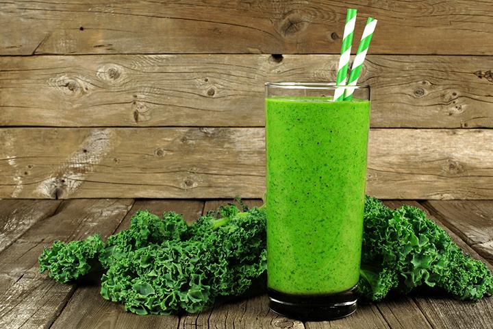 Dicas de receitas de suco verde para emagrecer