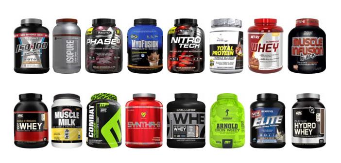 Whey Protein - o queridinho dos atletas