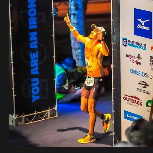 atleta Ruan Carvalho