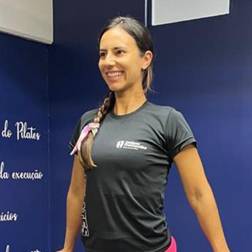 Fisioterapeuta Tatiana