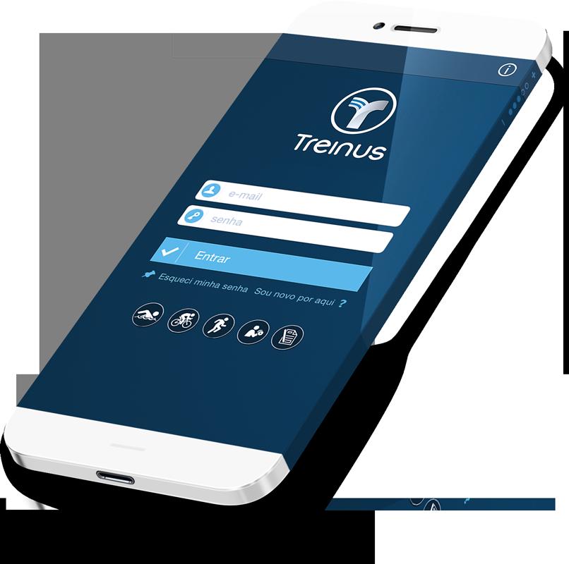 O sistema Treinus permite que você personalize a sua área de acesso