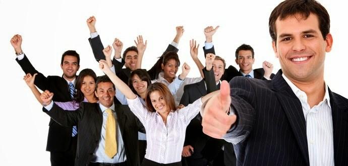 Funcionários felizes produzem mais no dia dia
